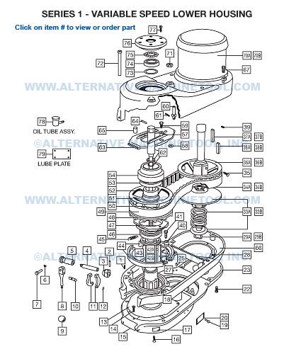 s1 variable speed lower housing rh alternativemachinetool com